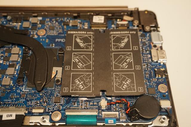 Dell Vostro 13 5370 RAM slot