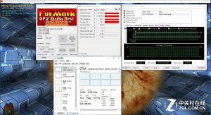 Dell Vostro 14 5471 Heat Dissipation test