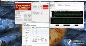 Dell Vostro 14 5471 Heat Dissipation test