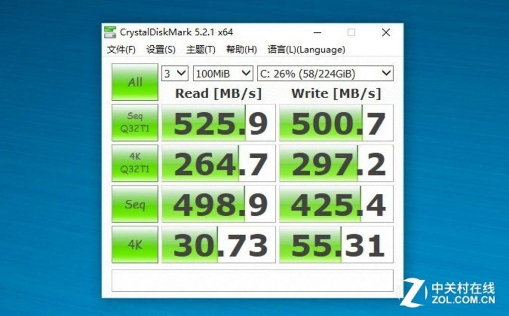 Dell Vostro 14 5471 SSD TEST