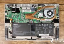 Lenovo Miix 520 internal