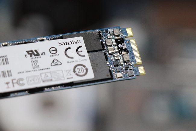 SanDisk SSD port