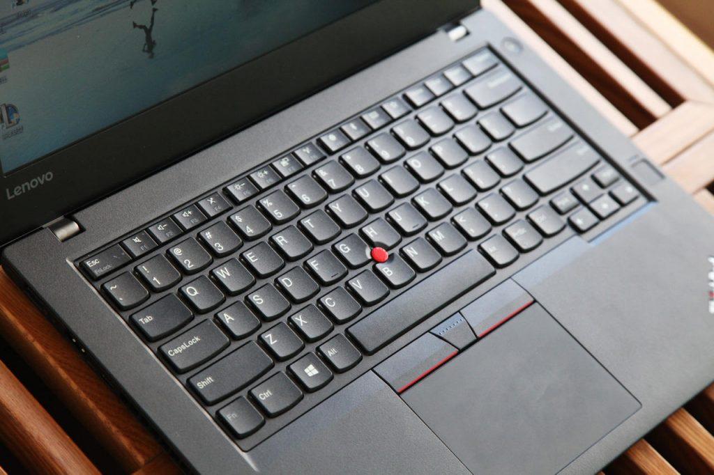 Lenovo ThinkPad A475 keyboard