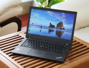 Lenovo ThinkPad A475 screen