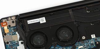Dell XPS 13 9370 cooling fan