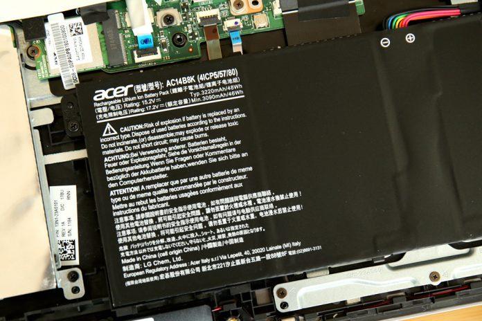 AC14B8K battery