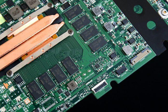 Micron chip