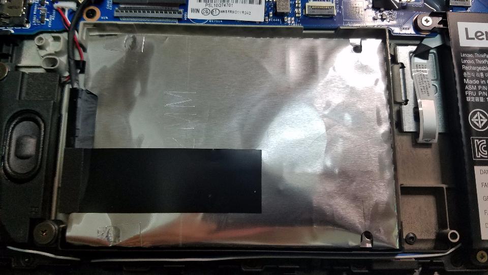 Lenovo ThinkPad T580 Disassembly (SSD, RAM, HDD Upgrade Options