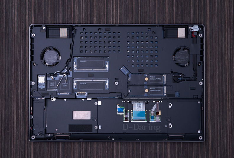 Dell Precision 7530 Disassembly and SSD, HDD, RAM Upgrade
