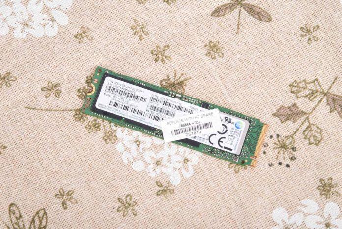 Samsung 512GB PM981 M.2 SSD