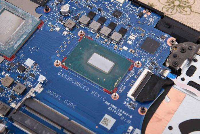 i7-8750H processor