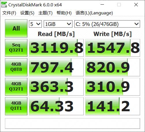 Intel 7600 SSD