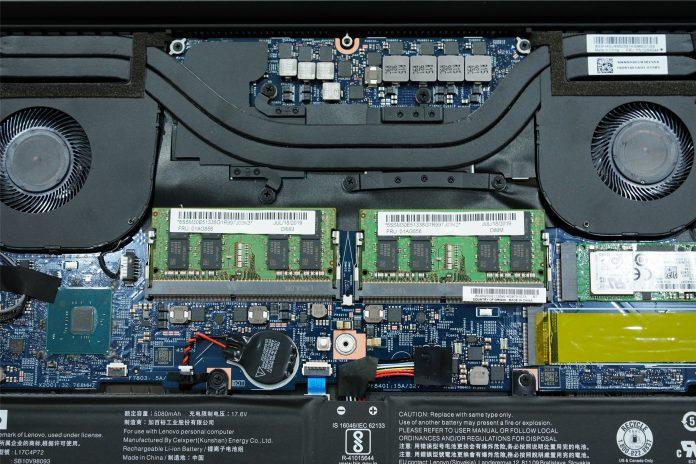 16GB DDR4 2666MHz chip