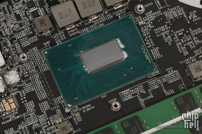 Intel i7-9750H