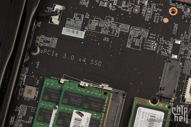 M.2 SSD slot