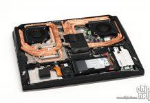 MSI GT76 Titan internal picture